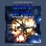 CD Cover - Warp'd Space Episode 1