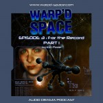 CD Cover - Warp'd Space Episode 3