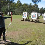 Brett at Archery